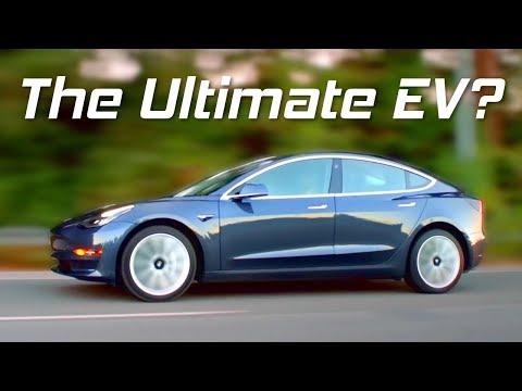 Three Brits Drive The Tesla Model 3!