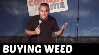 Buying Weed (Stand Up Comedy)