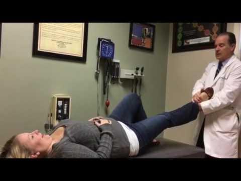 Pregnancy Sciatic pain relief