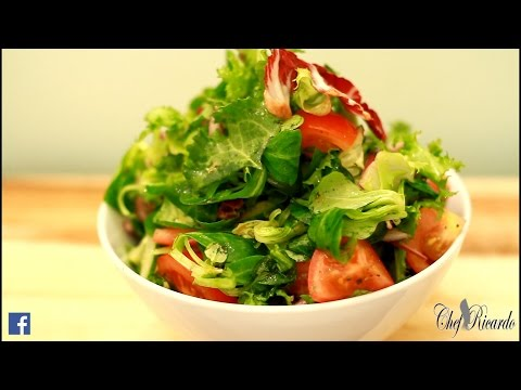 Jerk Salad At Home Jamaican Jerk Salad | Recipes By Chef Ricardo