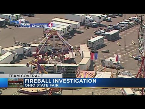 Fire Ball ride manufacturer says 'excessive corrosion' led to fatal malfunction at Ohio State Fair