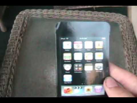 The iPod cardboard