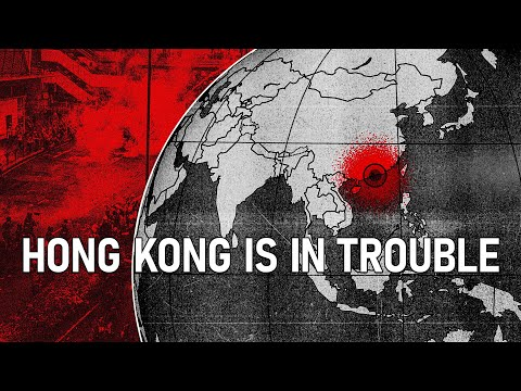 Hong Kong Is in Trouble. Let Its People Escape China by Coming to America.