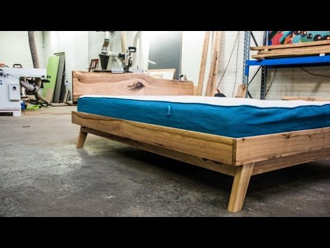 Amazing Platform Bed Build