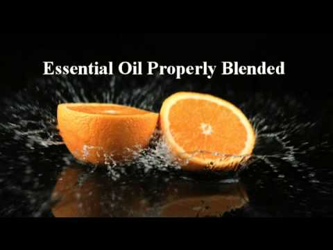 Therapeutic Blending With Essential Oil - Book Trailer