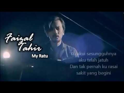 "Download ""Ratu"" by Faizal Tahir (Lyrics Audio) MP3 Gratis"