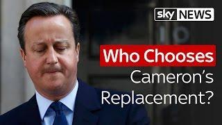 Who Chooses Cameron
