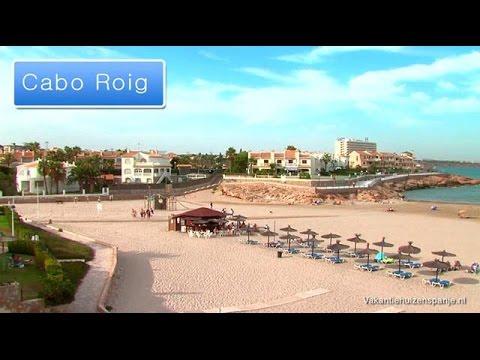 Cabo Roig (Costa Blanca) - op een halfuurtje van Alicante luchthaven!