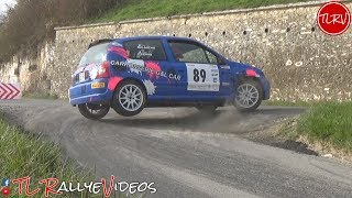 Rallye Epernay 2019 by TL RallyeVideos - Show and full attack [HD]