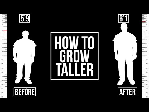How to Grow Taller for Teenagers Fast (2-4 Inches In 1 Week)