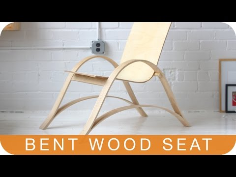 How to Make a Chair | Episode 12: BENT WOOD SEAT