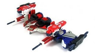 Wing Saber - Transformers Energon / Superlink