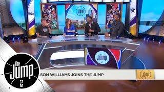 Jason Williams, Tracy McGrady and Stephen Jackson reflect on old-school NBA days   The Jump   ESPN