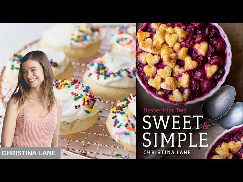 Sweet and Simple Cookbook: Dessert for Two