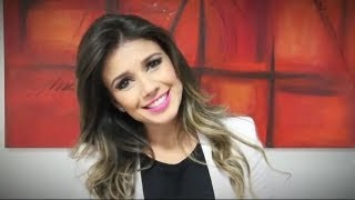 Paula Fernandes Conta Seus Segredos De Beleza Ao Daquidali