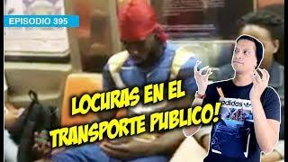 Locuras En El Transporte Publico! 🤣😱