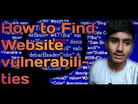 HOW TO FIND A WORDPRESS WEBSITE VULNERABILITIES | HINDI