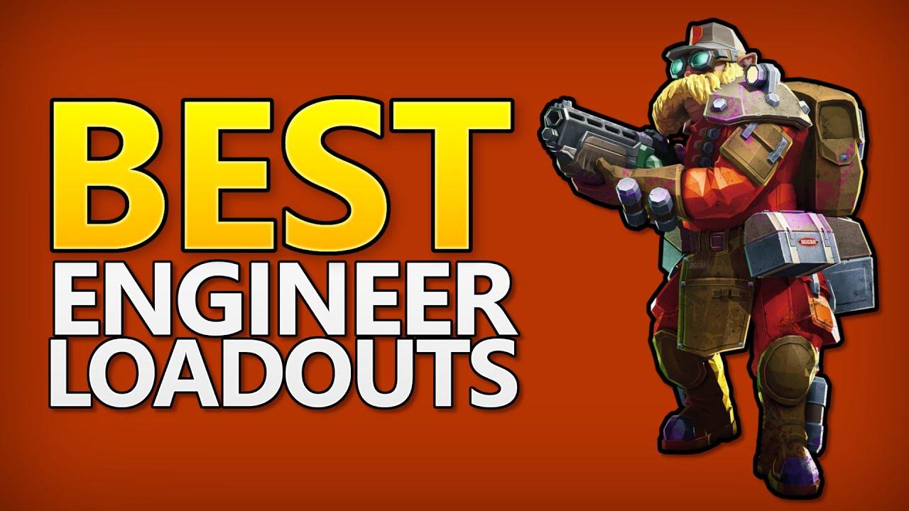 [Deep Rock Galactic] Engineer Guide - Best Loadouts, Overclocks, and Strategies