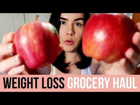 HEALTHY GROCERY HAUL - What I eat to lose weight