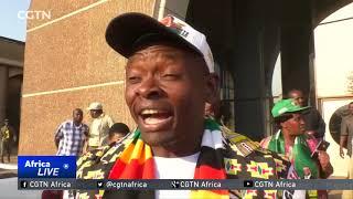 Court Ruling Gives Mnangagwa Green Light For Inauguration
