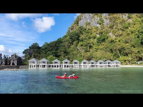 Top10 Recommended Hotels in El Nido, Philippines