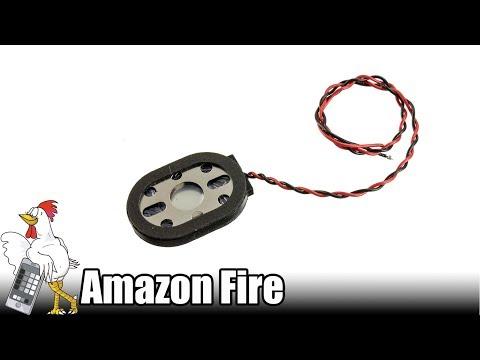 Guía del Amazon Fire: Cambiar altavoz