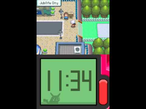 Pokémon Pearl - Part 4 (HM06 - Rock Smash)