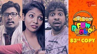 Fun Bucket | 83rd Episode | Funny Videos | by Harsha Annavarapu | #TeluguComedyWebSeries