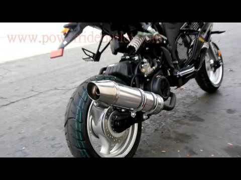 PRO SS 200cc Street Bike