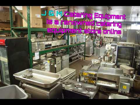 Choose supreme quality catering equipment to advance your catering business