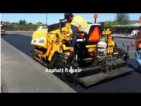 Southern California Asphalt Repair Company Empire Parking Lot Services