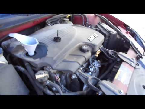 With a car comes issues: Re-filling the power steering fluid for the 07 Impala LT