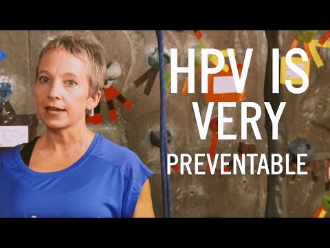 Woman Up! HPV Message