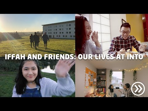 My life at INTO Newton: a short film by Iffah and friends