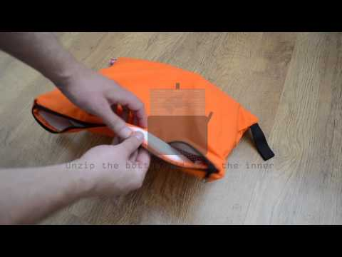How to use Stnky Bags