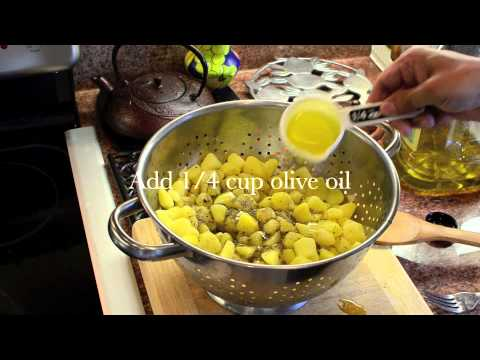 How to Cook Roasted Rosemary Potatoes