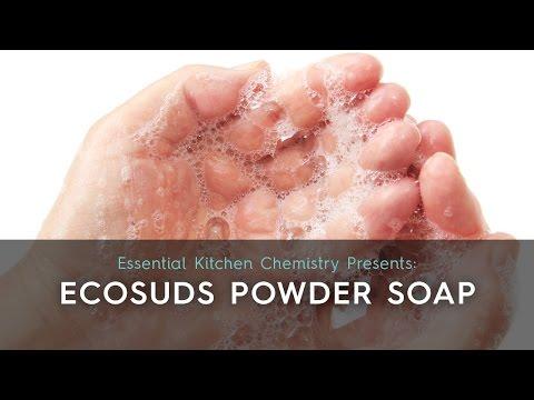 Ecosuds Powder Soap