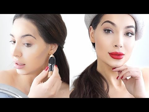 Getting Ready For Paris!  The Parisian Chic Look & How To Enhance Your Natural Features