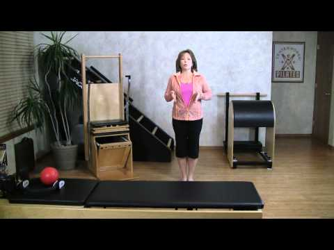 Pilates Leg Exercise for Activating the Inner Thighs