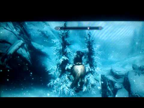 Flying Horse in Skyrim