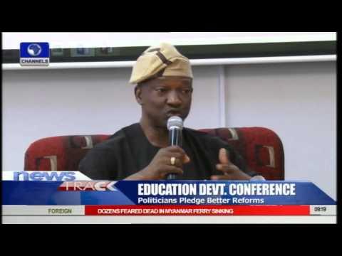 Education Devt  Conference: Politicians Pledge Better Reforms