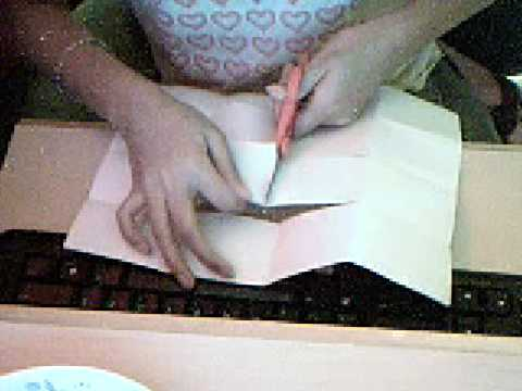 How to make a paper book (16 pages)