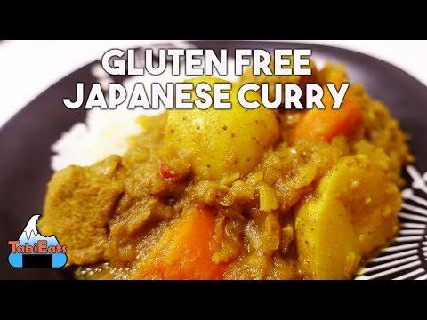 Gluten-Free Japanese Curry Rice (RECIPE)