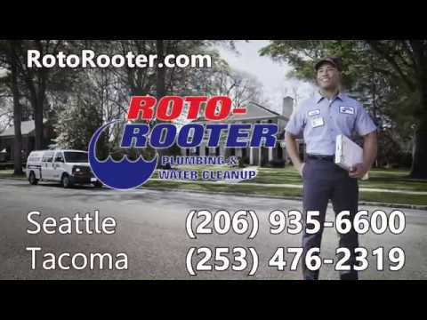 Seattle - Tacoma Plumbing & Water Cleanup services | Roto-Rooter