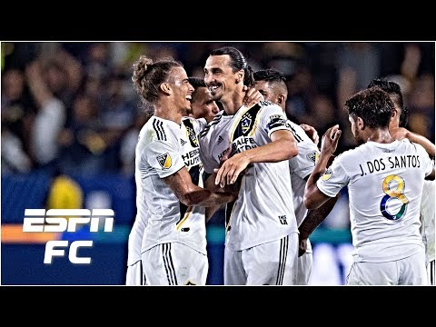 Xxx Mp4 Zlatan Scores Hat Trick Carlos Vela Scores Twice As LA Galaxy Defeat LAFC MLS Highlights 3gp Sex