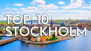 ✅ TOP 10: Things To Do In Stockholm