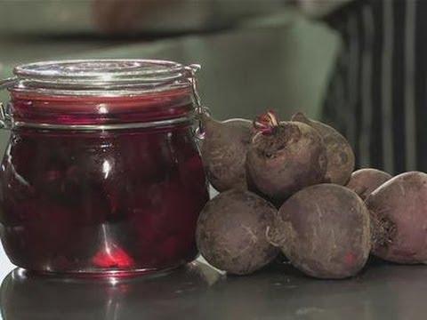 How To Preserve Beetroot In Vinegar