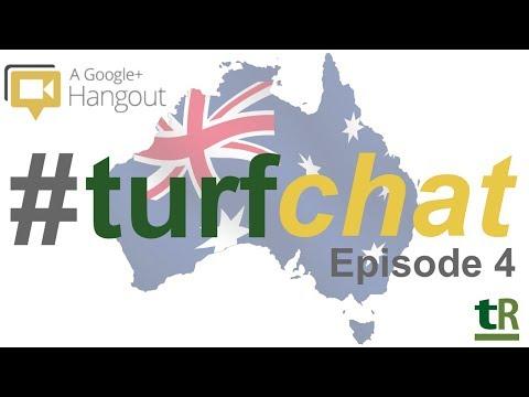#TurfChat Australia Ep 4 - Working Abroad