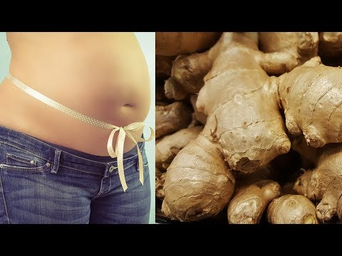 HOW TO MAKE GINGER WRAPS AND BURN BELLY FAT OVERNIGHT - GUARANTEED! ✓