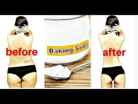 USE BAKING SODA TO SPEED UP THE WEIGHT LOSS PROCESS